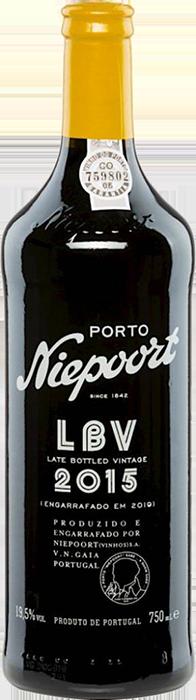 2015 NIEPOORT Late Bottled Vintage, Lea & Sandeman