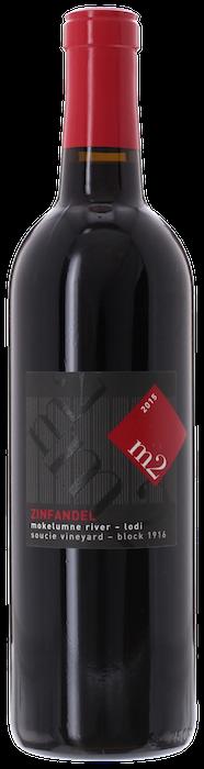 2015 OLD VINE ZINFANDEL Dry Soucie Vineyard m2 Wines, Lea & Sandeman