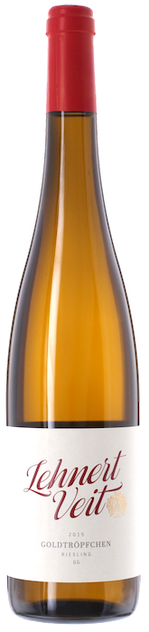 2015 PIESPORTER GOLDTRÖPCHEN Riesling Grosses Gewächs Weingut Lehnert-Veit, Lea & Sandeman