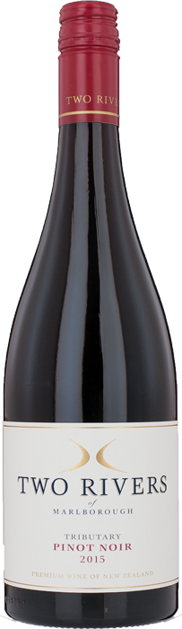 2015 PINOT NOIR Tributary Two Rivers of Marlborough, Lea & Sandeman