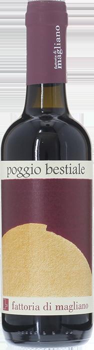 2015 POGGIO BESTIALE Rosso della Maremma Fattoria di Magliano, Lea & Sandeman