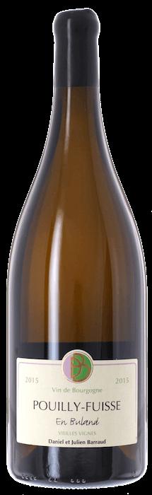 2015 POUILLY FUISSÉ Vieilles Vignes En Buland Domaine Daniel Barraud, Lea & Sandeman