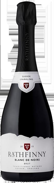 2015 RATHFINNY Blanc de Noirs Brut English Sparkling Wine, Lea & Sandeman
