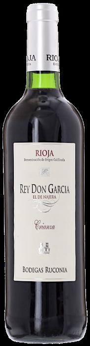 2015 REY DON GARCIA RIOJA Crianza Bodegas Ruconia, Lea & Sandeman