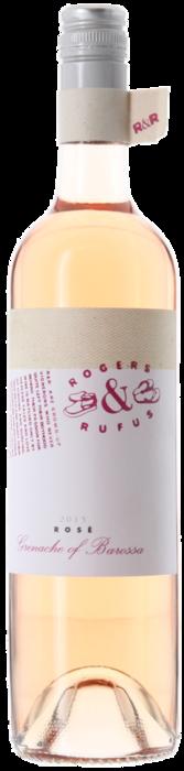 2015 ROGERS & RUFUS ROSÉ, Lea & Sandeman