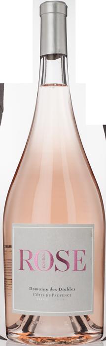 2015 ROSÉ BONBON Côtes de Provence Sainte Victoire Domaine des Diables, Lea & Sandeman