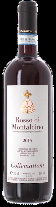 2015 ROSSO DI MONTALCINO Collemattoni, Lea & Sandeman
