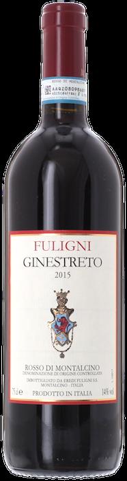 2015 ROSSO DI MONTALCINO Ginestreto Fuligni, Lea & Sandeman