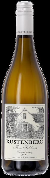 2015 RUSTENBERG Five Soldiers Chardonnay, Lea & Sandeman