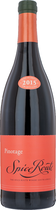 2015 SPICE ROUTE Pinotage, Lea & Sandeman