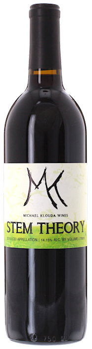 2015 STEM THEORY Michael Klouda Wines, Lea & Sandeman