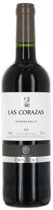 2015 TEMPRANILLO Las Corazas Bodegas Roqueta, Lea & Sandeman