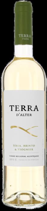 2015 TERRA D'ALTER BRANCO Terras d'Alter, Lea & Sandeman