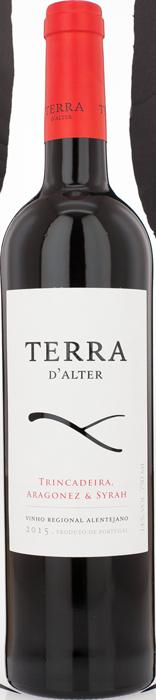 2015 TERRA D'ALTER TINTO Terras d'Alter, Lea & Sandeman
