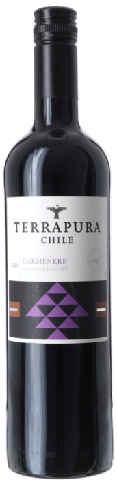 2015 TERRAPURA Carmenère Viña Terrapura, Lea & Sandeman