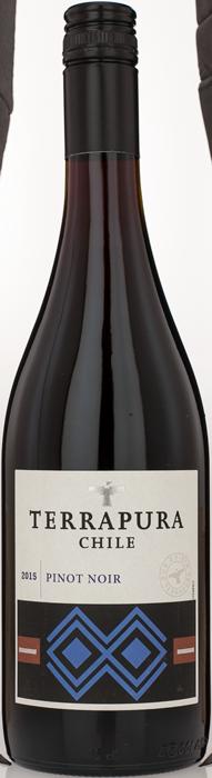 2015 TERRAPURA Pinot Noir Viña Terrapura, Lea & Sandeman