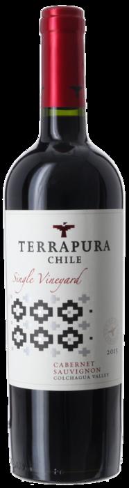 2015 TERRAPURA Single Vineyard Cabernet Sauvignon Viña Terrapura, Lea & Sandeman
