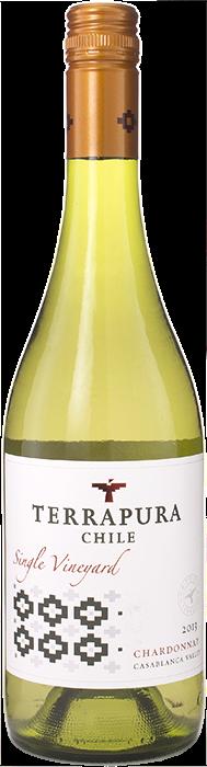 2015 TERRAPURA Single Vineyard Chardonnay Viña Terrapura, Lea & Sandeman