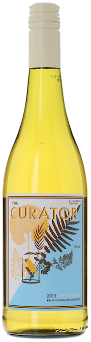 2015 THE CURATOR WHITE BLEND A.A. Badenhorst Family Wines, Lea & Sandeman