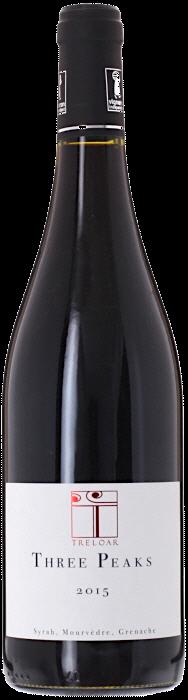 2015 THREE PEAKS GSM Côtes du Roussillon Domaine Treloar, Lea & Sandeman