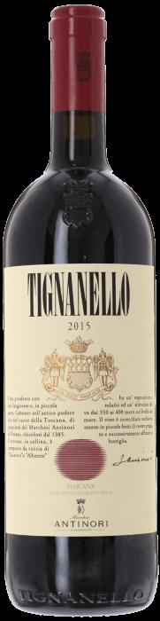 2015 TIGNANELLO Marchesi Antinori, Lea & Sandeman