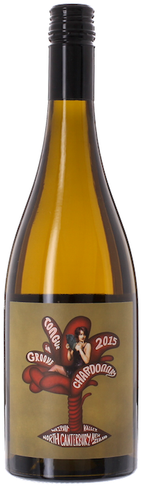 2015 TONGUE IN GROOVE Chardonnay, Lea & Sandeman