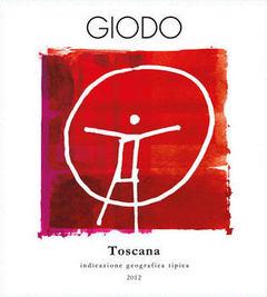 2012 TOSCANA ROSSO IGT Podere Giodo di Ferrini Carlo, Lea & Sandeman