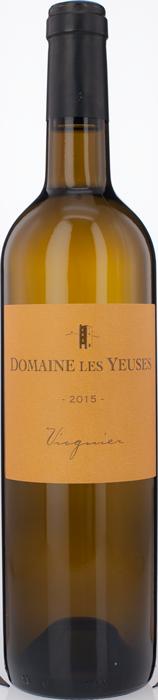 2015 VIOGNIER Domaine les Yeuses, Lea & Sandeman