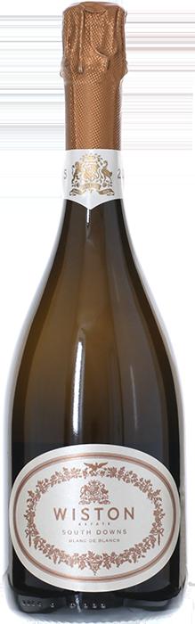 2015 WISTON ESTATE Blanc de Blancs Brut English Sparkling Wine, Lea & Sandeman