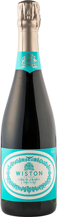 2015 WISTON ESTATE Cuvée Brut English Sparkling Wine, Lea & Sandeman
