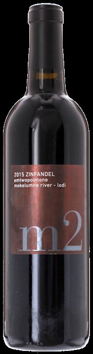 2015 ZINFANDEL emtwopointone m2 Wines, Lea & Sandeman