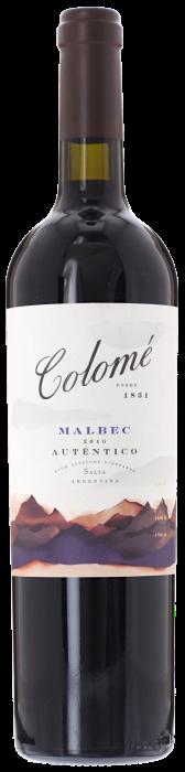 2016 AUTÉNTICO MALBEC Bodega Colomé, Lea & Sandeman