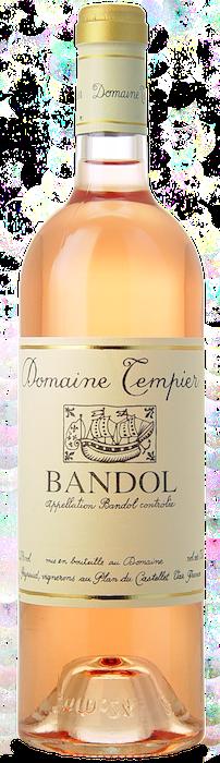 2015 BANDOL Rosé Domaine Tempier, Lea & Sandeman