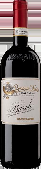 2016 BAROLO Castellero Barale Fratelli, Lea & Sandeman