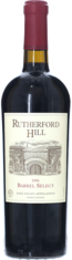 2016 BARREL SELECTION Napa Valley Rutherford Hill