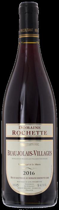 2016 BEAUJOLAIS VILLAGES Domaine Rochette, Lea & Sandeman