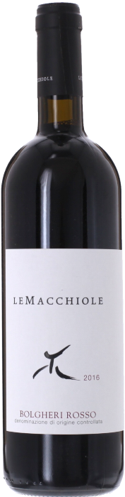 2016 BOLGHERI ROSSO Le Macchiole, Lea & Sandeman