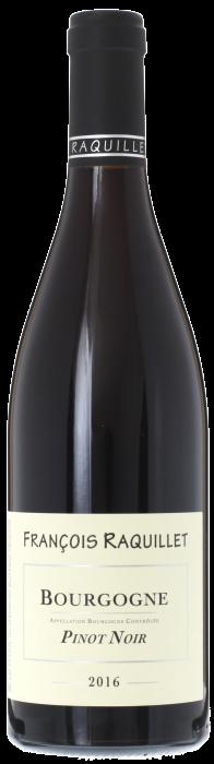 2016 BOURGOGNE Pinot Noir Domaine François Raquillet, Lea & Sandeman