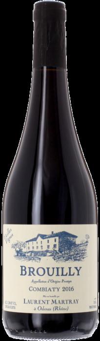 2016 BROUILLY Vieilles Vignes Domaine Laurent Martray, Lea & Sandeman