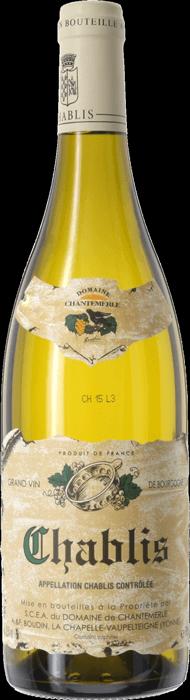 2016 CHABLIS Domaine Adhémar et Francis Boudin, Lea & Sandeman