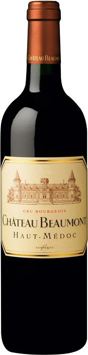 2016 ch teau beaumont haut m doc bordeaux wine for Chateau beaumont
