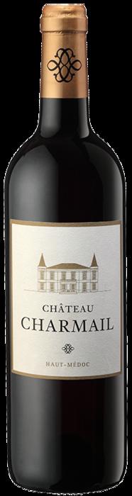2015 CHÂTEAU CHARMAIL Cru Bourgeois Supérieur Haut Médoc, Lea & Sandeman