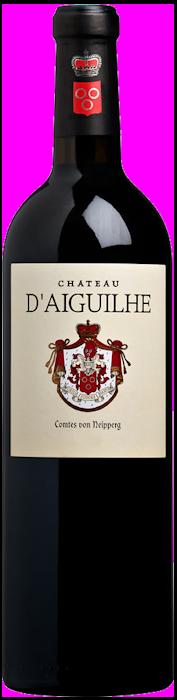 2012-CHÂTEAU-D'AIGUILHE-Côtes-de-Castillon