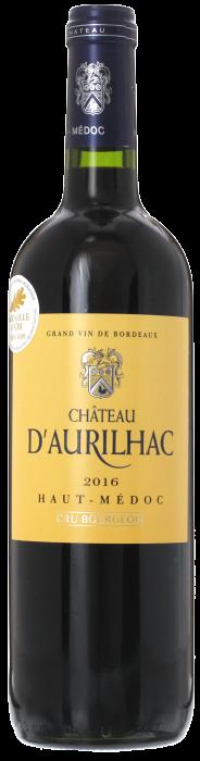 2016 CHÂTEAU D'AURILHAC Cru Bourgeois Médoc, Lea & Sandeman