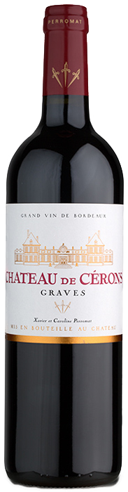 2016 CHÂTEAU DE CÉRONS Graves, Lea & Sandeman