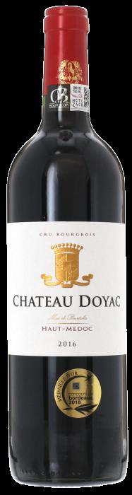 2016 CHÂTEAU DOYAC Cru Bourgeois Haut Médoc, Lea & Sandeman