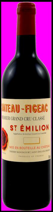 2015 CHÂTEAU FIGEAC 1er Grand Cru Classé Saint Emilion, Lea & Sandeman