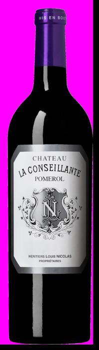 2012-CHÂTEAU-LA-CONSEILLANTE-Pomerol