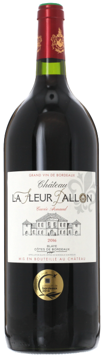 2016 CHÂTEAU LA FLEUR DALLON Cuvée Arnaud Blaye, Lea & Sandeman