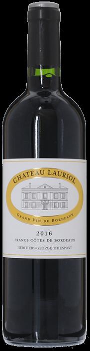 2016 CHÂTEAU LAURIOL Côtes de Francs, Lea & Sandeman